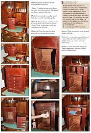 Furniture Secret Compartments - Furniture Plans