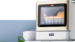 Máy rửa chén mini - giải pháp hoàn hảo cho gia đình ít người, bếp nhỏ