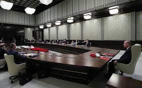 Kabine toplantısı ne zaman 2021 yeniden kapanma olur mu? - Internet Haber