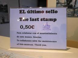 Stamp Out Lyme One Step At A Time U2013 Walking The Camino Portugues Albergue The Last Stamp