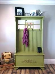 Metal Entryway Bench With Coat Rack Entry Bench With Storage And Coat Rack Image Of Coat Rack With Bench 83