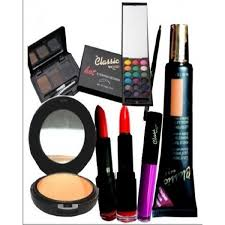 lakme middot box stan mac plete makeup kit with free bag light