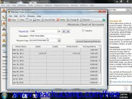 General Ledger Default Settings In Peachtree 2012