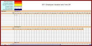 Monthly Schedule Excel Template Free Monthly Employee Work Schedule Template Excel