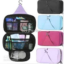 hot cosmetic bags large capacity outdoor hanging wash bag travel storage cosmetic sorting bags cwz0443 1