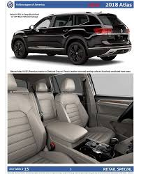 2018 volkswagen atlas interior. wonderful 2018 2018 vw atlas order guide  page 3 on volkswagen atlas interior