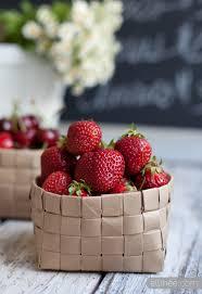 DIY Upcycled Fruit Basket ...