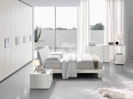 white modern bedroom  modern bedrooms