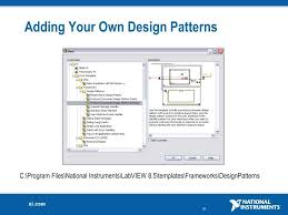 Design Patterns In Labview Ppt Labview User Group University Of Bristol Powerpoint
