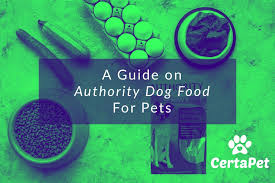 Authority Dog Food Reviews Coupons And More Certapet