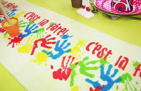 Décoration de table anniversaire d'enfant - Décorations Fêtes