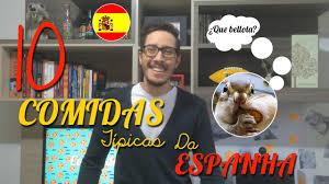 Resultado de imagem para IMAGENS DE COMIDAS DA ESPANHA