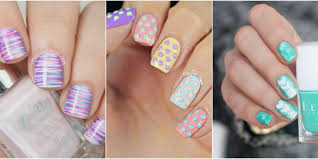 21 Cute Easter Nail Designs - Easy Easter Nail Art Ideas