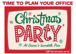 Party Planning Holiday Party Planning Time Incredible Pizza Company Enjoy Our
