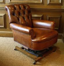 antique leather rocking chair antique wooden rocking chair with leather seat