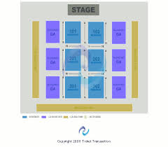 Main Street Armory Tickets Main Street Armory Seating Chart