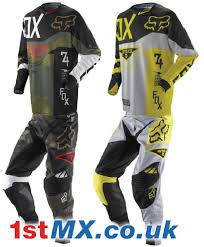 Fox Motocross Pants Fox Motocross Gear Size Chart Mens