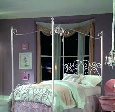 how to make a bed canopy