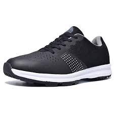 Thestron Men's Golf Shoes Walking Sneakers ... - Amazon.com