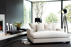 White Sofa Living Room White Daybed By Slettvollmaybe When The Kids Move Out For