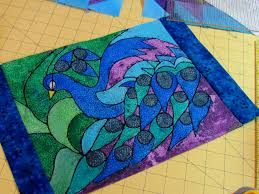 Peacock Quilt Pattern