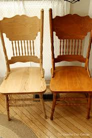 How to Refinish Wood Furniture The Country Chic Cottage
