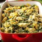 artichoke and green bean casserole