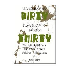 dirty thirty birthday invitations resume exles dirty birthday invitation templates por dirty 30 birthday invitation templates