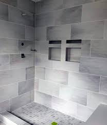 luxury bathroom shower tiles