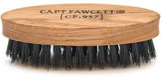 "Captain Fawcett <b>Щетка для усов</b> ""<b>Wild</b> Boar Bristle Brush"". CF355"