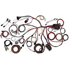 1967 1968 ford mustang wire harness complete wiring harness kit complete wiring harness kit 1967 1968 ford mustang part 510055