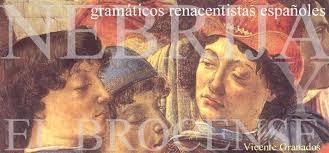 Gramática de Nebrija y el Brocense, Vicente Granados - Biblioteca Gonzalo de Berceo - portadanebrija