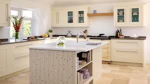 kitchens with islands photo gallery. Cream Shaker Kitchen Customised Island Harvey Jones View Gallery Kitchens With Islands Photo