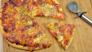 How To Make Margherita Pizza Easy Homemade Margherita Pizza Recipe