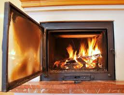 why not put your fireplace ashes to use you can make an effective and free glass fireplace doorsfireplace screenscleaning