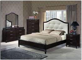 Black Leather Bedroom Furniture Furniture Home Decor