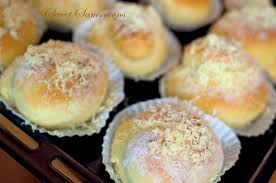 Ensaymada Sweet Filippino Buns Sweet Samsations