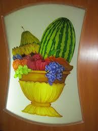 glass painting fruit in r s puram