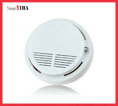 <b>SmartYIBA Independent Smoke</b> Detector For Home/Factory Security ...