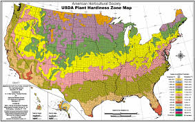 Plant Zone Chart Usda Hardiness Map Planting Chart Daves Garden Website