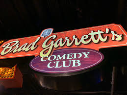 Brad Garretts Comedy Club At Mgm Grand Hotel And Casino