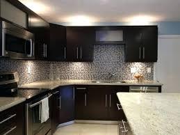 black cabinets white countertops with granite counters dark