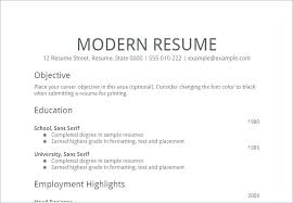 Sample Of A Simple Resume Email Resignation Free Sample Simple ...