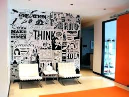 creative office wall art. Exellent Office Creative Photo Display Wall Art Ideas Unbelievable Office  On Creative Office Wall Art T