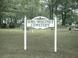 Sims-Whitney Cemetery in Au Gres, Michigan - Find A Grave Cemetery