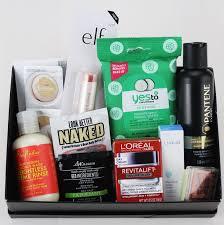 target beauty box review june 2016