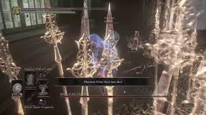 dark souls iii spears of the church boss invasion