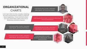 Organizational Chart With Description Organizational Chart Templates Free Powerpoint Templates