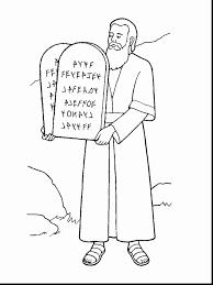 10 Commandments Coloring Pages Beautiful Inspiring Wonderful Ten