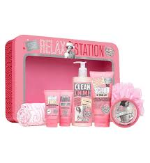 soap and glory gift set boots